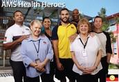 AMS Health Heros
