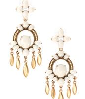 Havana Earrings (Worn 2 ways) $25