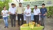 CENTA Y PRODUCTORES INAUGURAN AGROMERCADO DE FRUTAS Y HORTALIZAS EN COJUTEPEQUE
