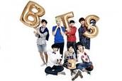 B.T.S (Bangtan Boys)