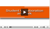 Student Collaboration and Talk