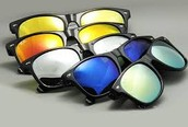 Is The Sun In Your Eyes? Well We Have A Solution. SUNGLASSES!!!