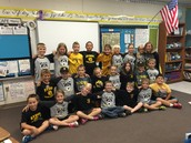 Black and Gold Day