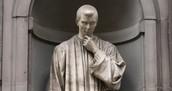 Statue of Machiavelli