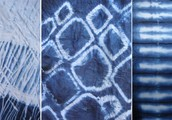 Shibori workshop this weekend!