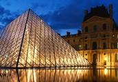 Louvre en Paris