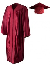 Pick up Graduation Gowns & Turn in Photos for Slideshow