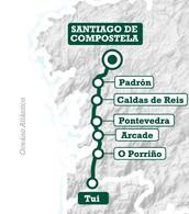 La ruta que haremos.