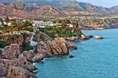 Costa de España