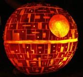 Death Star- Star Wars