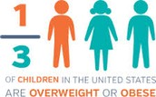 In 2012, more than one third of children and adolescents were overweight or obese