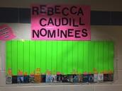 Rebecca Caudill Nominees 2016 / Books