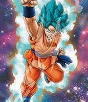 super sayin god goku