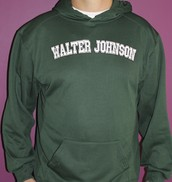 Green Performance Hoodie - *Sale $30*