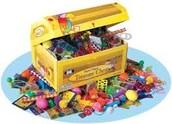 Treasure box toys