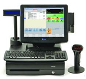 200 Department Touch Screen