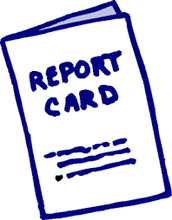 Report Cards                                                               Distributed Tuesday, February 2nd