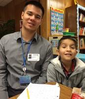 Raul Don Juan 4th grade student @ Decker Elem