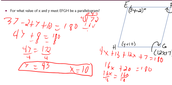 Parallelogram Example