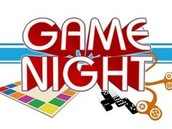 June 23rd at 6 PM - Game Night