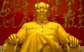 The Statue of Mao Zedong
