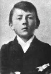 Adolf's Hard Childhood