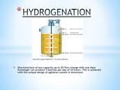 Rhenium; hydrogenation