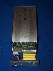 Dispositivo de almacenamiento de datos