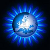 Gas natural en el mundo
