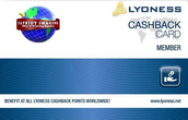 Co Branded Cash back Card