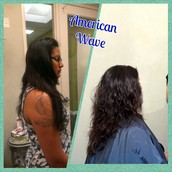 American Wave Long Hair