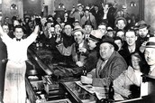 Speakeasies and Prohibition