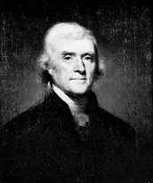 Why I am voting for Thomas Jefferson?