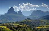 Simien mountain national park