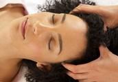FREE Invigorating Scalp Massage!