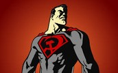 Even Superman is communist!