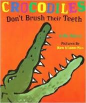 Los Cocodrilos no se cepillan los dientes
