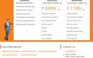 Web Hosting Plans,