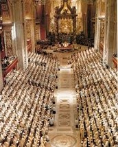 Entertainment during the Church Reformation after Vatican II