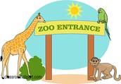 Make sure the zoo