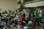 Koronadal CDRRMC Relief Operation Center Opens For Donations