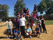 Mrs. Cedillo's Class had extra recess!
