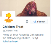 Zeer originele twitter marketing actie
