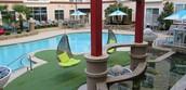 Luxurious Resort Style Pool