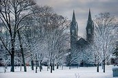 Bowdoin Chapel