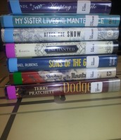 Top 5 Students Check-Outs in October