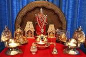 shrine in house
