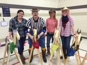 Rodeo Clowns or Co-Curr teachers?