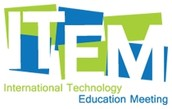 ITEM conferentie en BETT studiereis