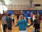 Hula Hoop Challenge!